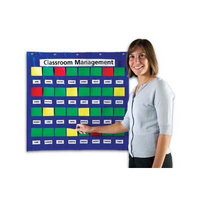Junior Organization Station Pocket Chart