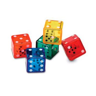 Dice In Dice 72 Piece Set