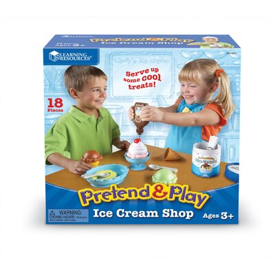 Learning Resources Ice Cream Shop