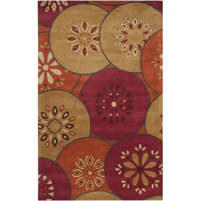 B. Smith Rugs Mosaic Floral Rug