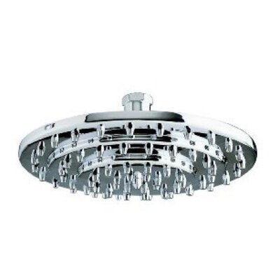 "Elements of Design 8"" Three Tiers Brass Volume Control Shower Head"