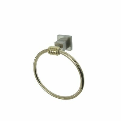Elements of Design Fortress Towel Ring