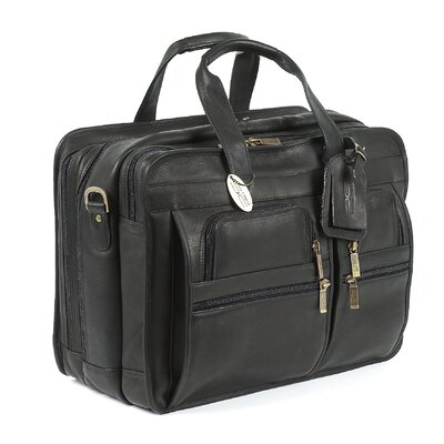 Claire Chase Jumbo Executive Computer Briefcase