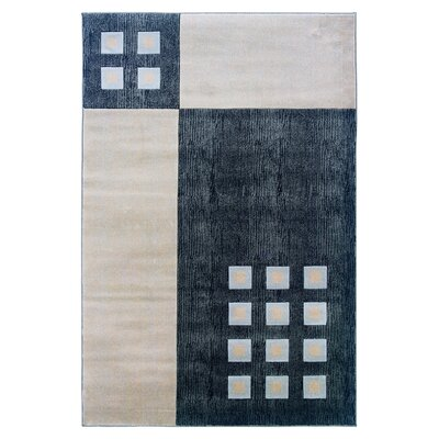 Linon Rugs Milan Grey/Cream Rug