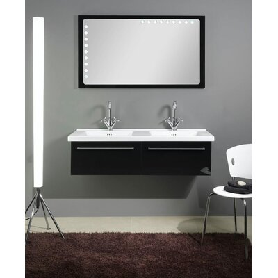 "Iotti by Nameeks Fly 47.6"" Bathroom Vanity Set"