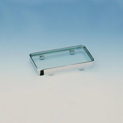 "Windisch by Nameeks 5.3"" x 2.7"" Box Crystal Tray"