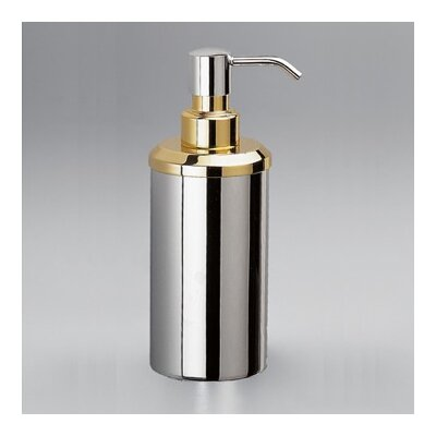 Windisch by Nameeks Metal Accessories Soap Dispenser