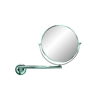 Geesa by Nameeks Luna Shaving Mirror in Chrome