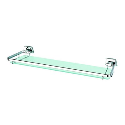 "Geesa by Nameeks Standard Hotel 24"" Shelf Holder in Chrome"