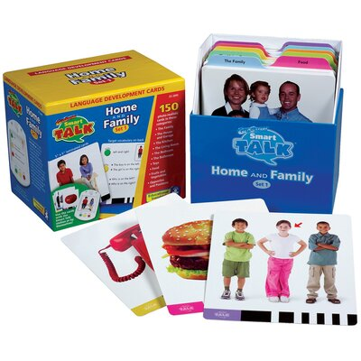 Card Set #1: Home and Family (Smart Talk)