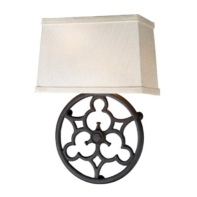 Landmark Lighting Ironton 2 Light Wall Sconce