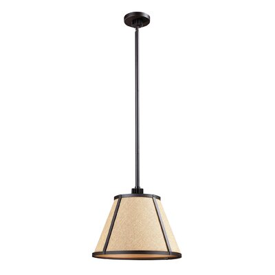 Landmark Lighting Boulton 1 Light Pendant