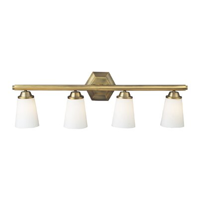 Landmark Lighting Winthrop 4 Light Bath Vanity Light