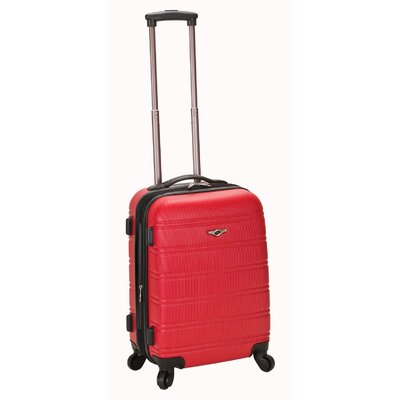 "Rockland Melbourne 20"" ABS Expandable Carry-On"