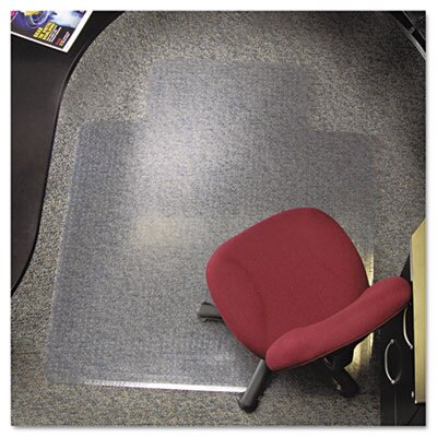 Rubbermaid All PileMat High Pile Carpet Beveled Edge Chair Mat