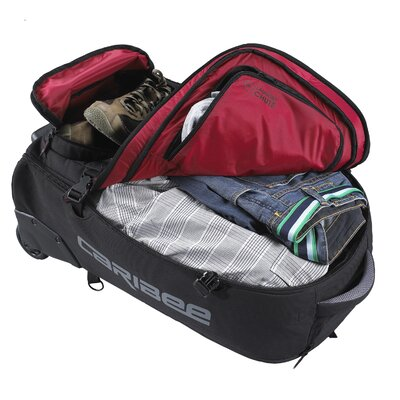 "Caribee Sky Master 70 25"" Wheeled Travel Pack"