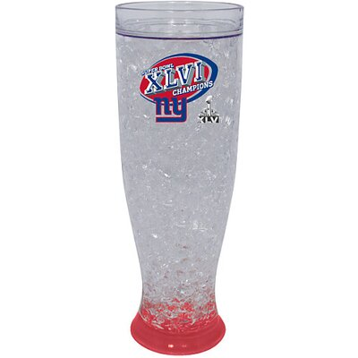 NFL New York Giants Superbowl XLVI Champions 16 oz. Ice Pilsner