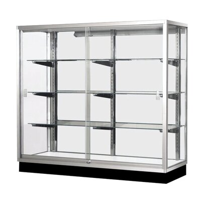 "Sturdy Store Displays 60"" x 48"" Aisle Showcase"