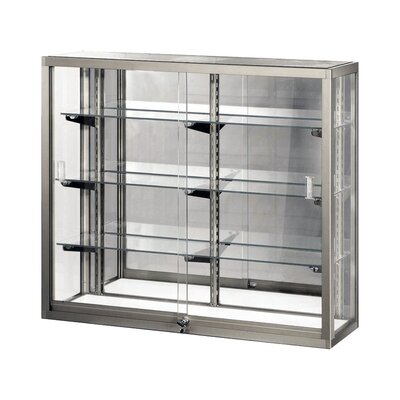 "Sturdy Store Displays 24"" x 30"" Countertop Showcase"