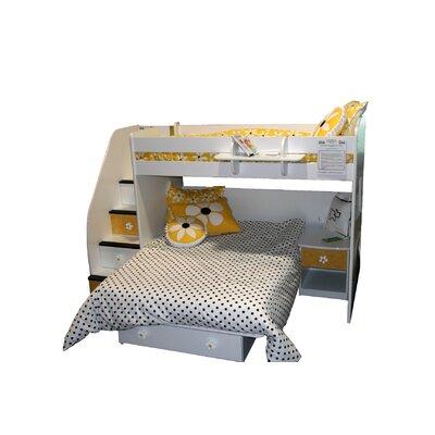 Canwood Furniture Base Camp Twin Loft Bed   Wayfair
