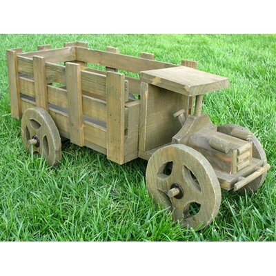 Shine Company Inc. Medium Truck Rectangular Planter