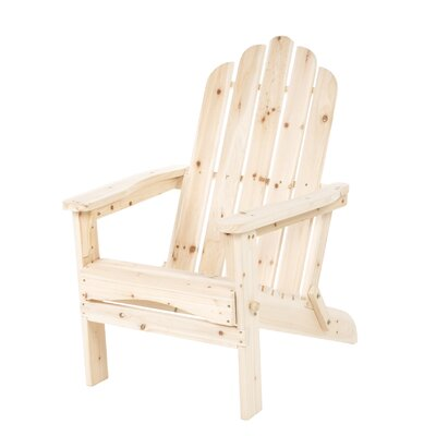 Marina Folding Adirondack Chair