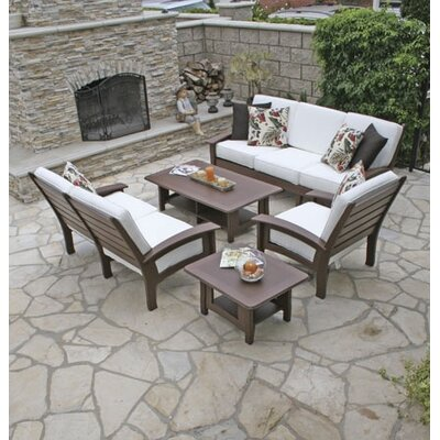 Eagle One Newport Deep Seating Group with Cushions