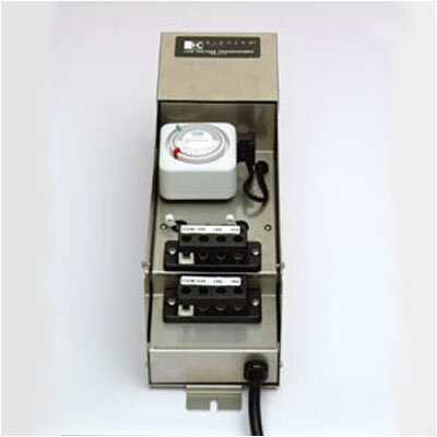 Outdoor 300W Professional Series Stainless Steel Landscape Transformer