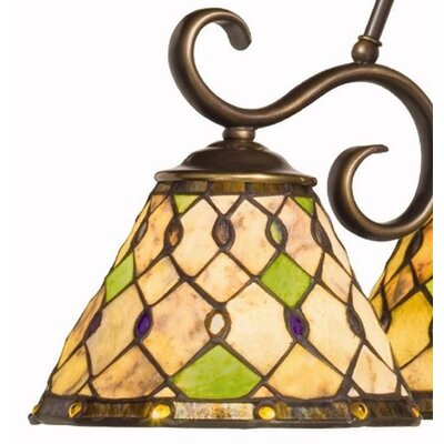 Kichler 3 Light Mini Chandelier