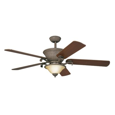 "Kichler 56"" High Country 5 Blade Ceiling Fan"