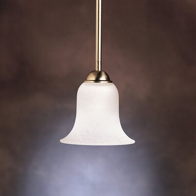 1 Light Inverted Mini Pendant