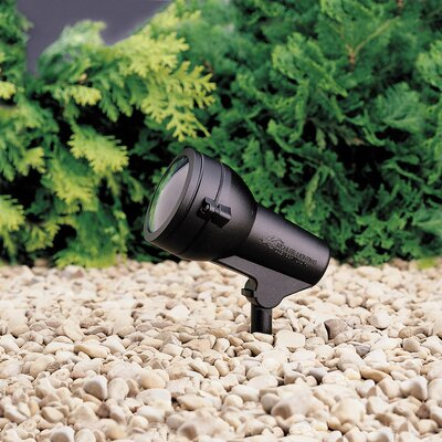 Kichler Black Outdoor Spot Light
