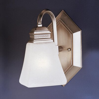 Kichler Polygon 1 Light Wall Sconce