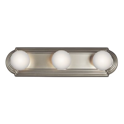 Kichler  Vanity Light in Brushed Nickel