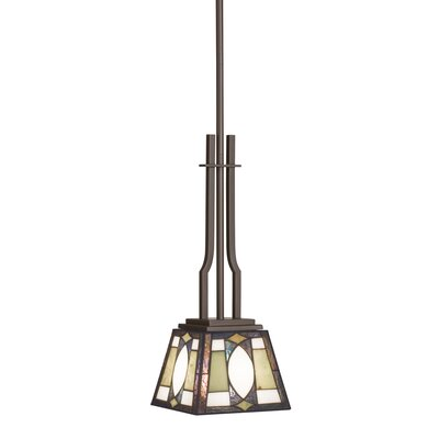 Denman 1 Light Mini Pendant