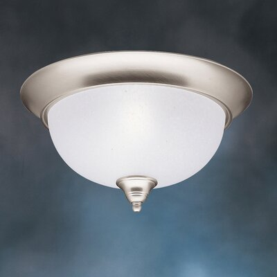 Dover 2 Light Flush Mount