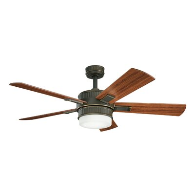 "Kichler 52"" Walker 5 Blade Ceiling Fan"