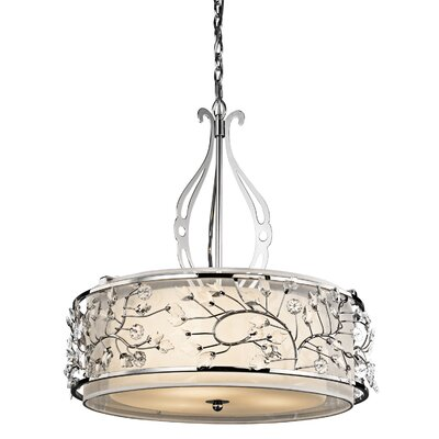Jardine 3 Light Drum Pendant