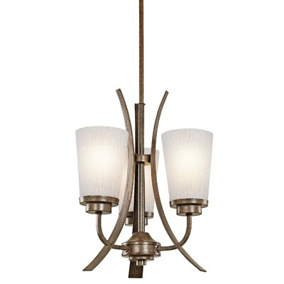 Kichler Coburn 3 Light Chandelier