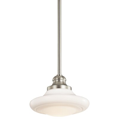 Keller 1 Light Schoolhouse Pendant