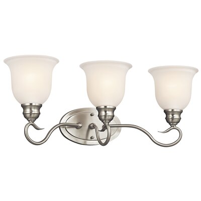 Kichler Tanglewood 3 Light Bath Vanity Light
