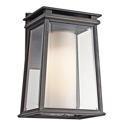 Kichler Lindstrom 1 Light Outdoor Wall Sconce