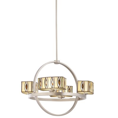 Kichler  4 Light Chandelier