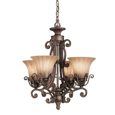 Kichler Cottage Grove 4 Light Mini Chandelier