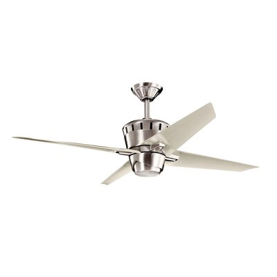 "Kichler 52"" Kemble 4 Blade Ceiling Fan"