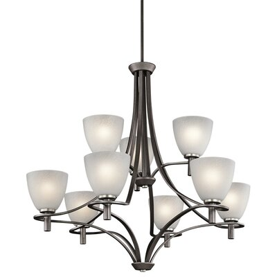 Kichler Neillo 9 Light Chandelier