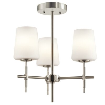 Kichler Arvella 3 Light Chandelier