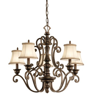 Kichler Mithras 5 Light Chandelier