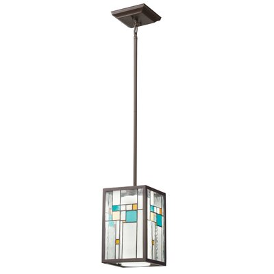 Kichler Caywood 1 Light Mini Pendant