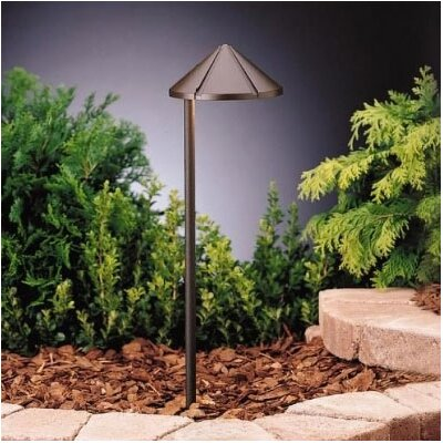 Kichler 6 Groove LED Path Light